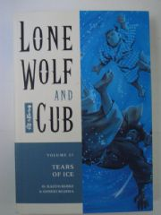 Lone Wolf and Cub Volume 23 TPB US 1st Edition